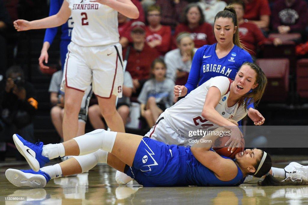 CA: NCAA Women's Basketball Tournament - Second Round - Stanford