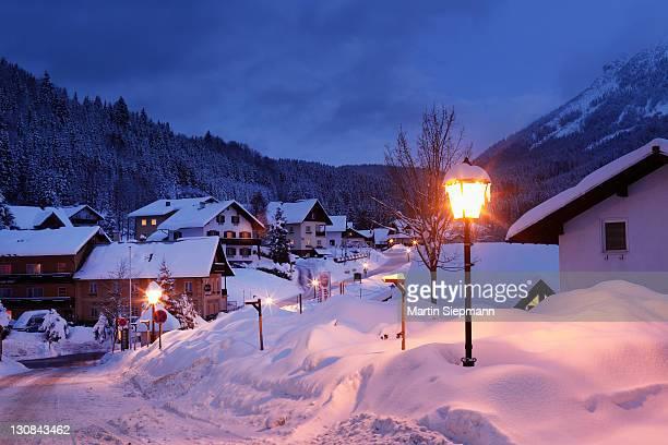 Lackenhof, community of Gaming, Mostviertel, Must Quarter, Lower Austria, Austria, Europe
