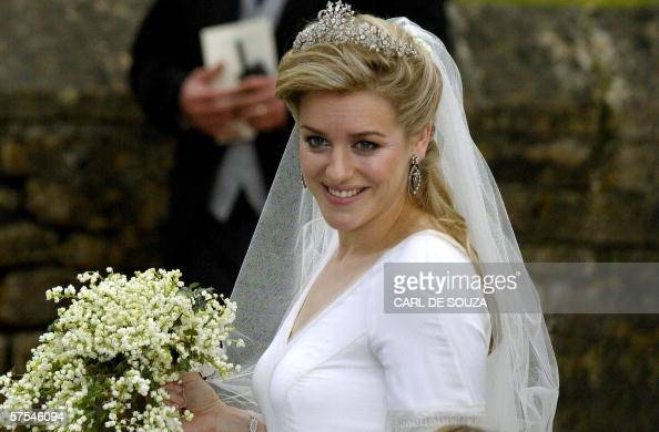 The daughter of Camilla Parker-Bowles, Duchess of Cornwall ...