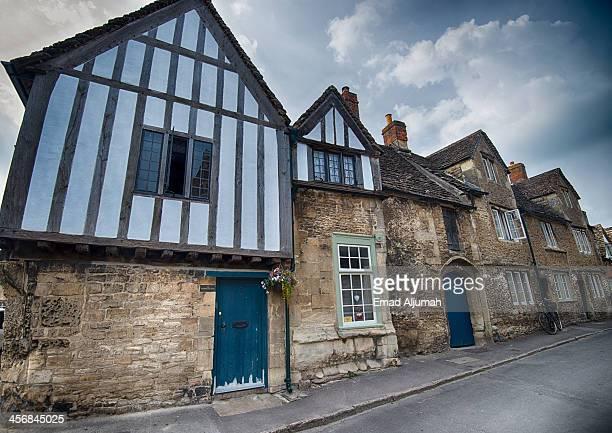 Lacock Village, Englad