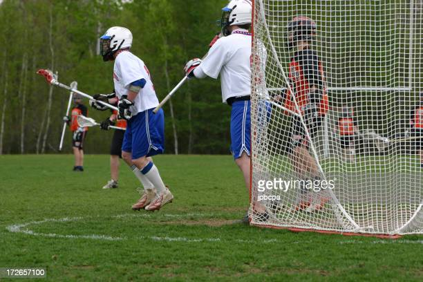 lacrosse defense