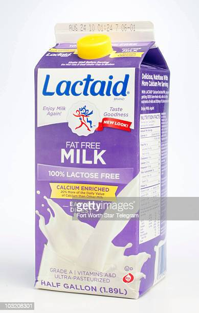 Lactaid 100 percent lactose free milk