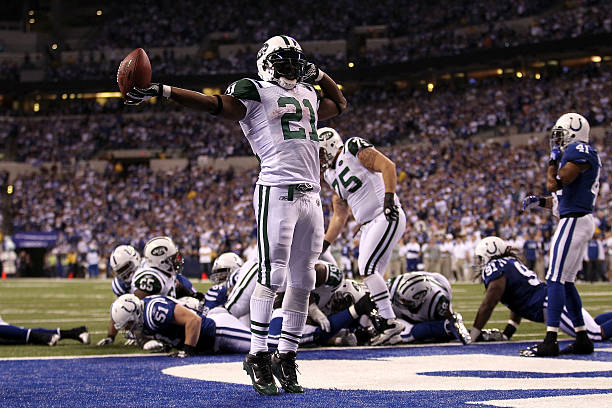 7394dc2d3e94e Wild Card Playoffs - New York Jets v Indianapolis Colts