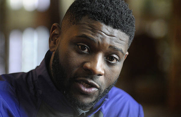 09d7d636e3807 LaDainian Tomlinson poses for a portrait at the Vaquero Country Club  Tuesday