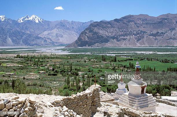 Ladakh India The Buddhist Kingdom Of Ladakh Is Located In The NorthEast Of India Inserted Into The Himalayan Chain At The Border Of Pakistan And...