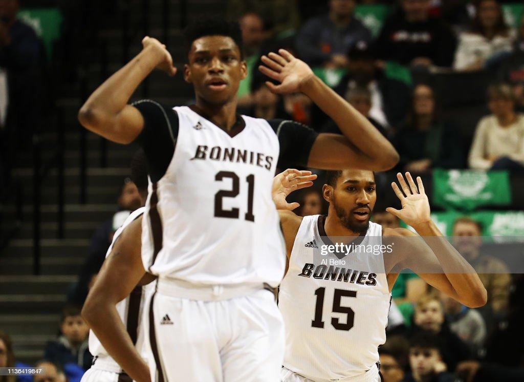 NY: Atlantic 10 Basketball Tournament - Championship