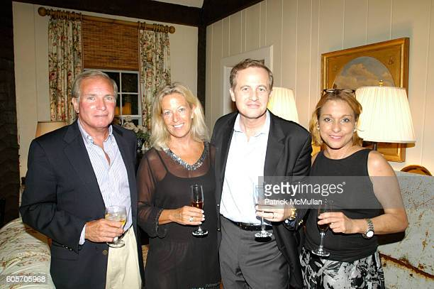 Ladd Willis Cindy Willis Jerome Jeandin and Miriam Castillo attend MagnanEmrich Magnan Projects Celebration for the Southampton Hospital at...