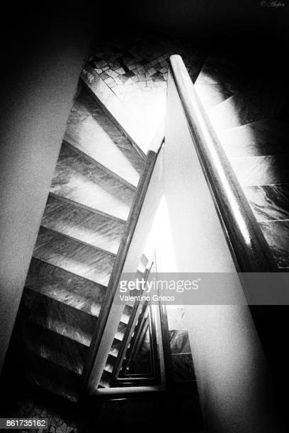 Ladder in Milan