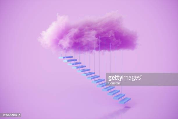 ladder of success - aspirations stock pictures, royalty-free photos & images