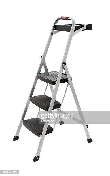 ladder - step ladder stock pictures, royalty-free photos & images