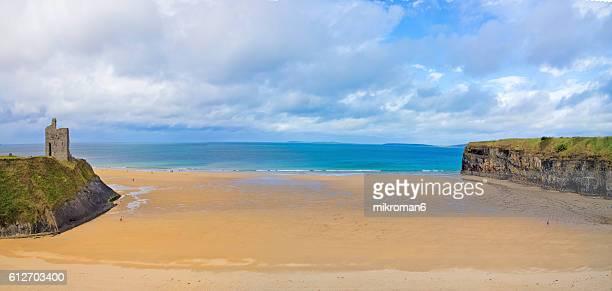 Ladies Beach, Ballybunion, County Kerry, Ireland.