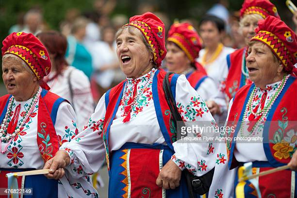 CONTENT] Ladies dancing and singing in Kiev Ukraine during indeoendence day Independence Day is the the biggest and most important state holiday in...