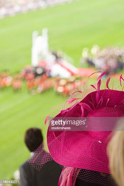 Ladies Day at the Racecourse