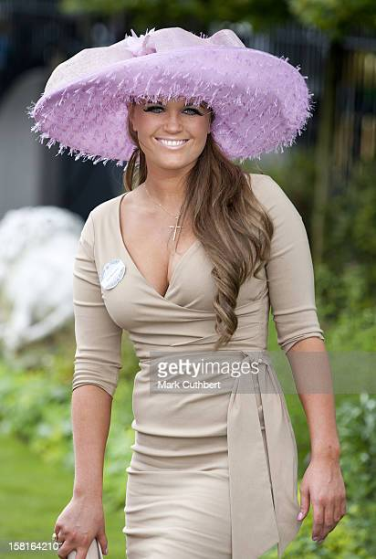 Ladies Fashion On The Third Day Of Royal Ascot.