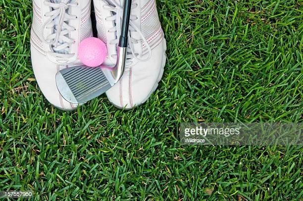 女性ゴルフ用品