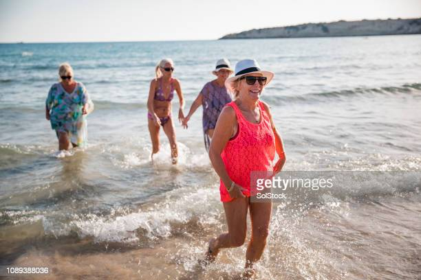 Ladies in the Sea