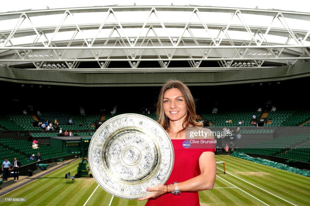 Day Thirteen: The Championships - Wimbledon 2019 : Nachrichtenfoto