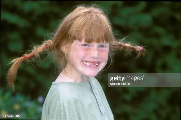 Ladina Spichiger als Pippi Langstrumpf 1995