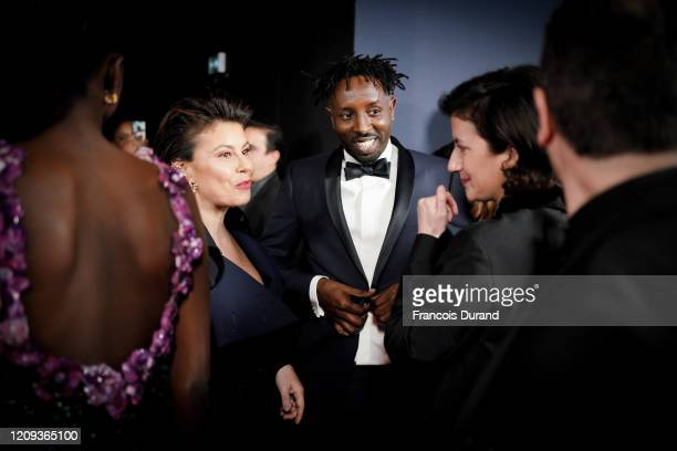 Ladj Ly arrives at the Cesar Film Awards 2020 Ceremony at Salle Pleyel on February 28 2020 in Paris France