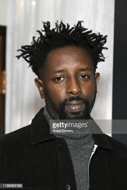 Ladj Ly at the Film Independent Spirit Awards Screening Series Presents Les Miserables at ArcLight Culver City on January 08 2020 in Culver City...