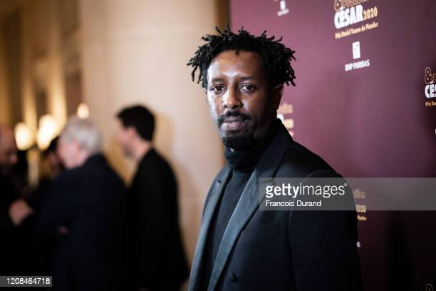 Ladj Ly attends the Producer's Dinner Cesar 2020 At the Four Seasons George V on February 24 2020 in Paris France