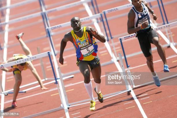 Ladji DOUCOURE Championnat de France d'Athletisme 2007 Niort