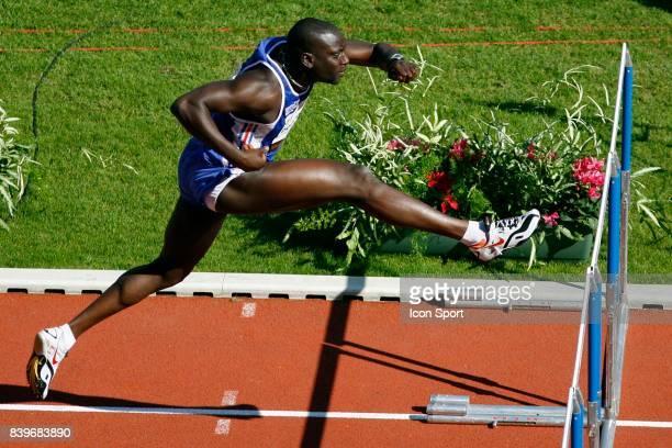 Ladji DOUCOURE 110m haies Decanation 2007 Stade Charlety Paris