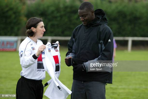 Ladji DOUCOURE Juvisy / Toulouse 8eme Journee de division 1 Football Feminin