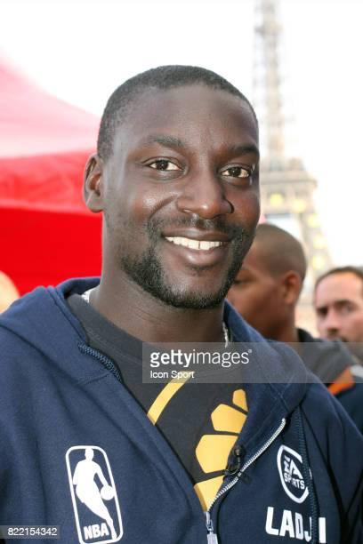 Ladji DOUCOURE Defi Parker / Benzema EA Sports Trocadero Paris