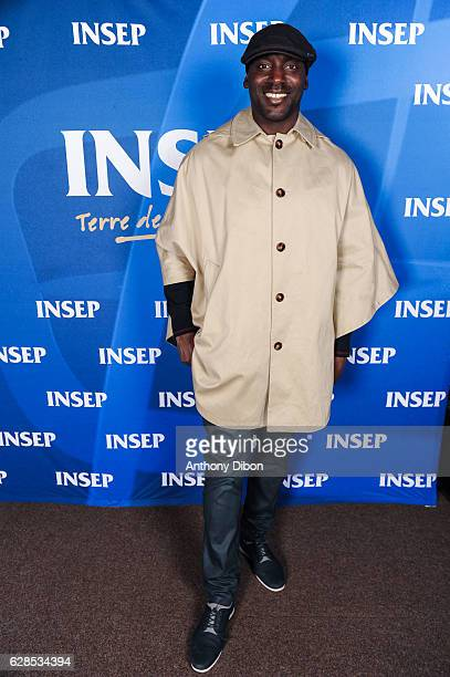 Ladji Doucoure during the ceremony of Insep awards 2016 at INSEP on December 7 2016 in Vincennes France