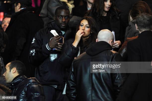 Ladji DOUCOURE / Rachel LEGRAIN TRAPANI PSG / Marseille 27eme journee de Ligue 1 Parc des Princes