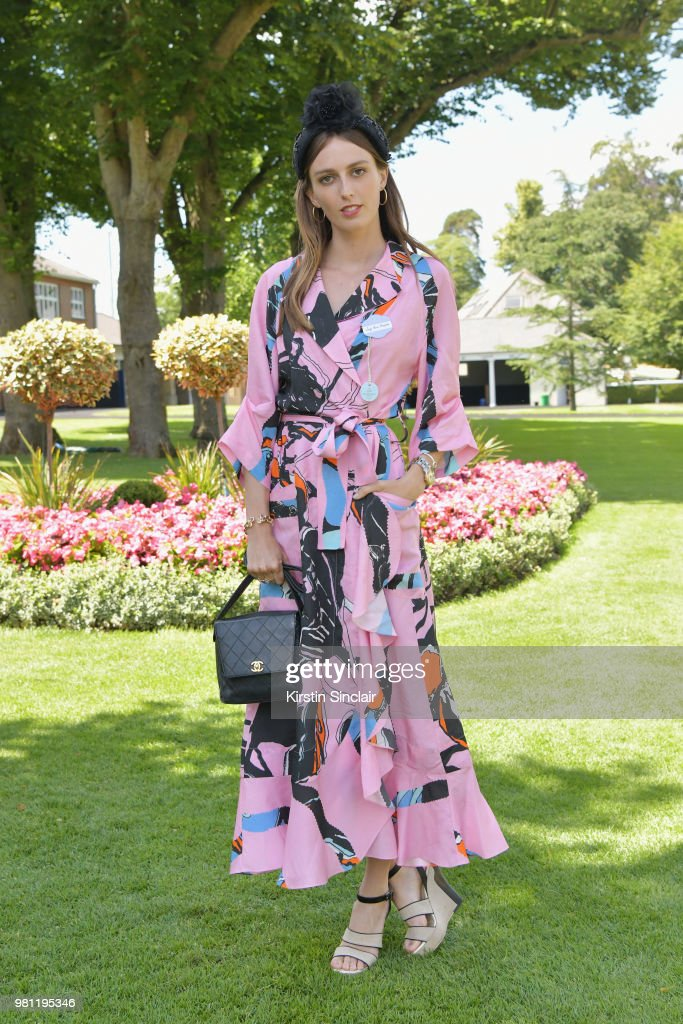 Royal Ascot 2018 - Fashion, Day 4