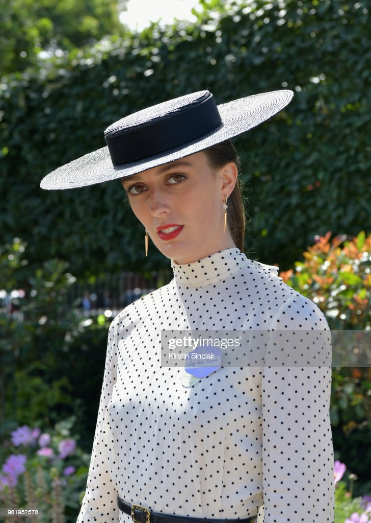 Royal Ascot 2018 - Fashion, Day 5