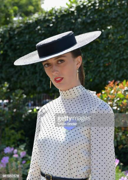 Alex South attends day 5 of Royal Ascot at Ascot Racecourse on June 23 2018 in Ascot England
