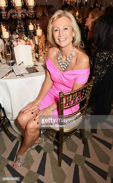 Lady Alison Myners attends The Lady Garden Gala hosted by Chopard in aid of Silent No More Gynaecological Cancer Fund and Cancer Research UK at...
