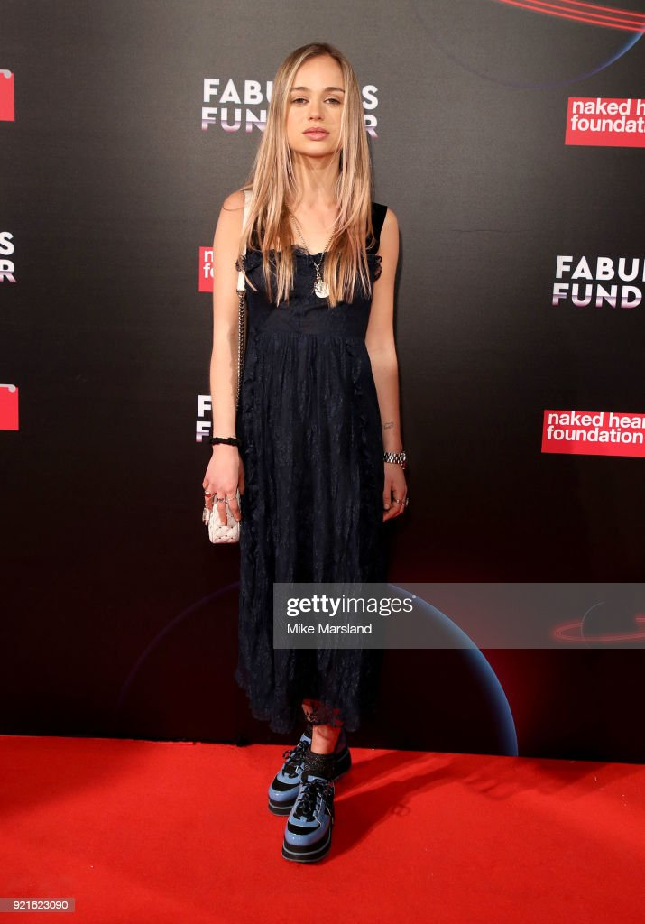 Permalink to Amelia Windsor At Fabulous Fund Fair In London