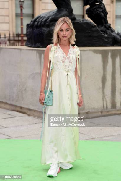 Lady Amelia Windsor attends the Royal Academy of Arts Summer exhibition preview at Royal Academy of Arts on June 04, 2019 in London, England.