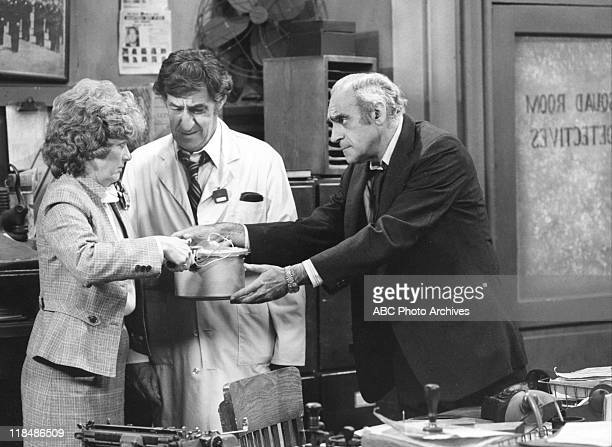 MILLER Lady and the Bomb Airdate April 9 1981 PEGGY