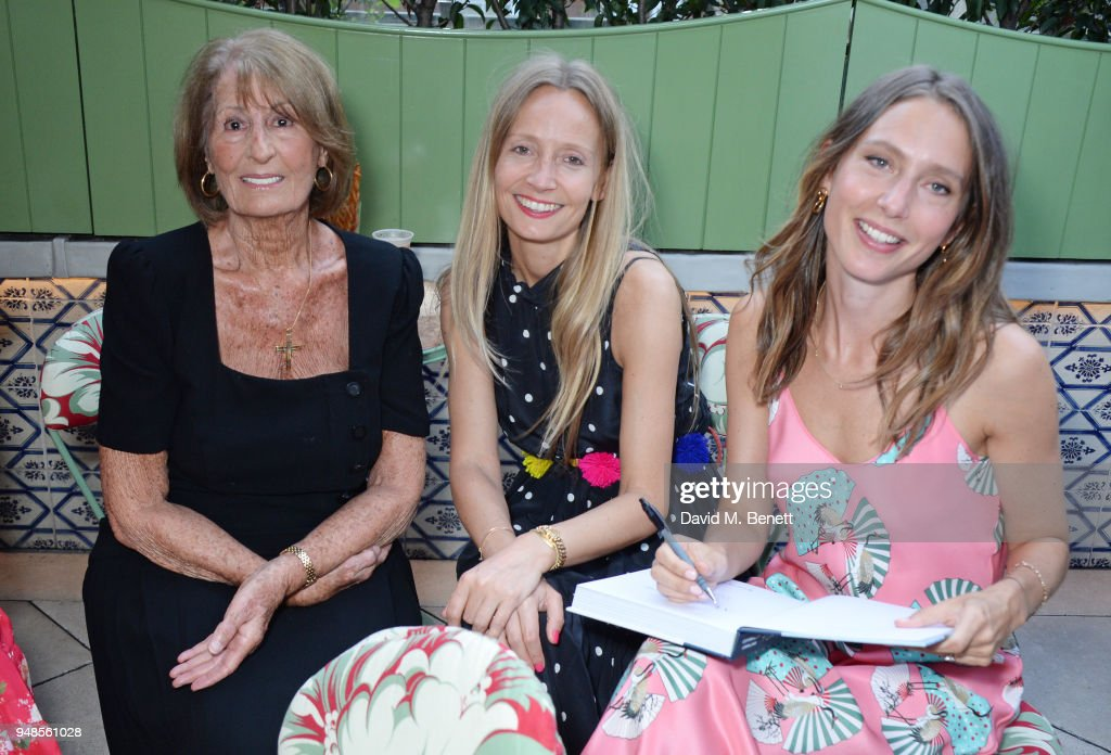"""""""A Love Of Eating: Recipes From Tart London"""" By Lucy Carr-Ellison & Jemima Jones - Book Launch : News Photo"""