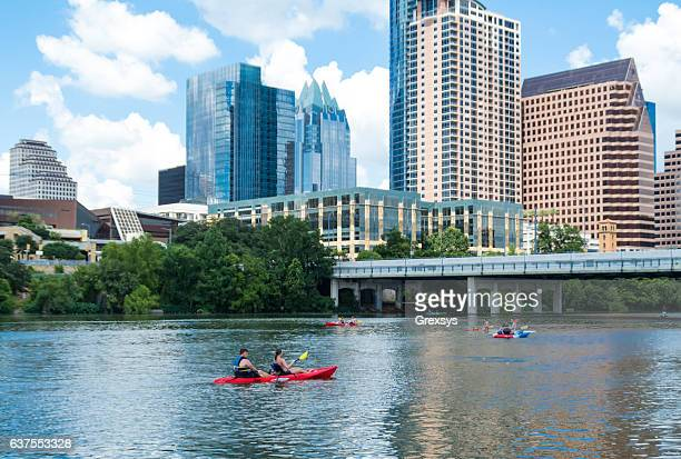 Lady Bird Lake Austin, Texas