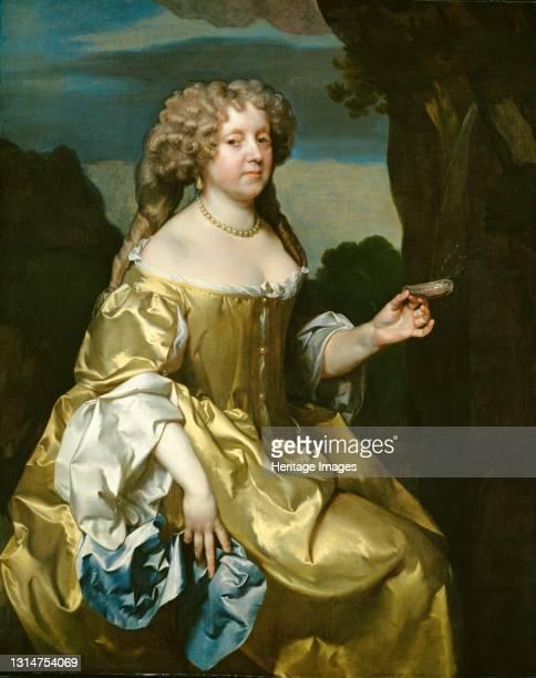 Lady Borlase, c. 1672/1675. Artist Gerard Soest.