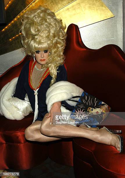 """Lady Bunny at the Motorola-sponsored New York Premiere of Showtime's """"Queer as Folk"""""""
