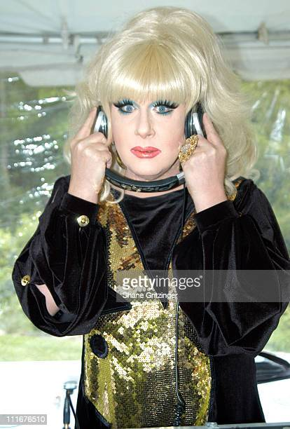 Lady Bunny during The Hetrick Martin Institute Celebrates the End of Another Great School Year at The Annual Schools Out Benefit at Thr Private...