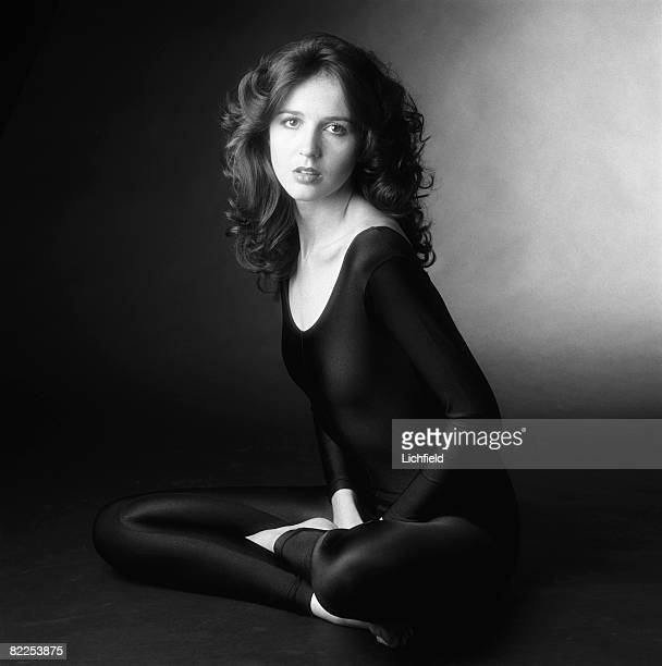 Lady Charlotte Fraser photographed in the Studio for the book 'Lichfield The Most Beautiful Women' on 23rd June 1980