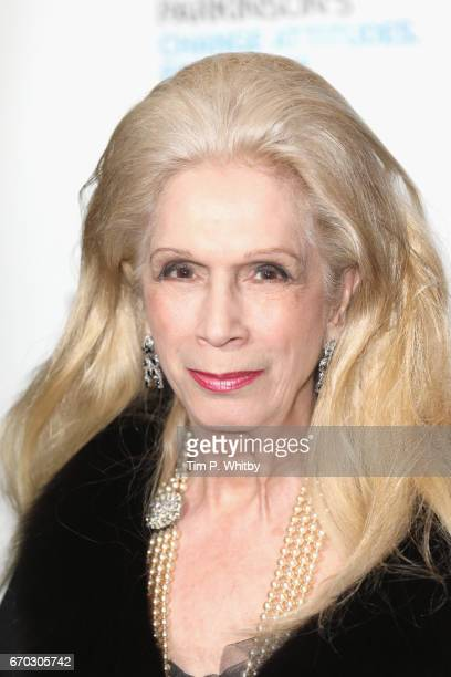 Lady Colin Campbell attends Symfunny No2 at The Royal Albert Hall on April 19 2017 in London United Kingdom