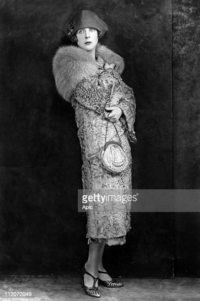 Lady Diana Cooper Viscountess Norwich english socialite and actress c 1920