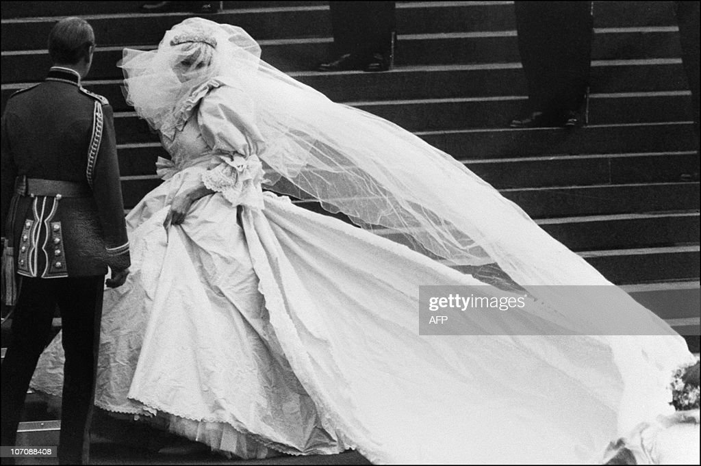 Lady Diana, Princess of Wales and Charle : News Photo