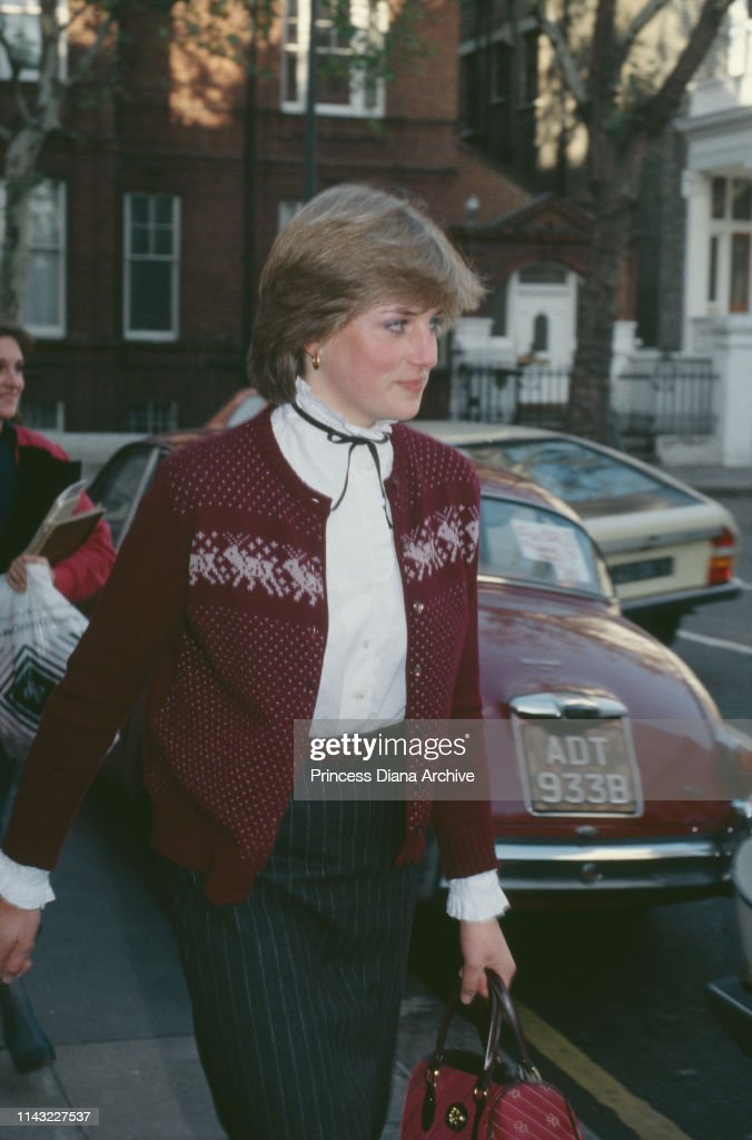 Lady Diana Spencer : ニュース写真