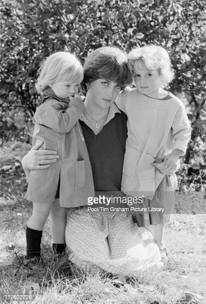 Lady Diana Spencer age 19 at the Young England Kindergarden School in Pimlico where she works as a nursery assistant On July 1st Diana Princess Of...