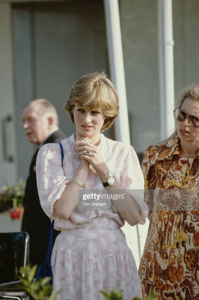 Lady Diana Spencer : Nachrichtenfoto
